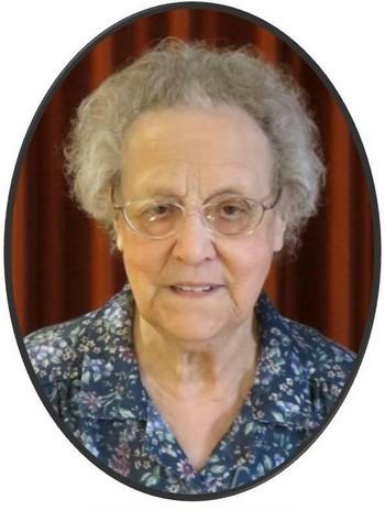 Sœur Jeannine Hamelin, (S. Marie Ste-Alice) 1927-2018 Hamelin-Janine